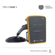 Cargador para vehículos eléctricos T2 F1 Celsia-Haceb