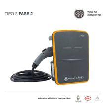 Cargador para vehículos eléctricos T2 F2 Celsia-Haceb