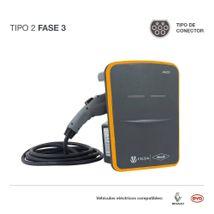 Cargador para vehículos eléctricos T2 F3 Celsia-Haceb