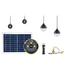 Kit Vive solar portátil multipropósito 10W