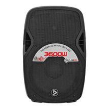 Cabina de Sonido Audio Pro 15¨