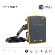 Cargador para vehículos eléctricos T1 F2 Celsia-Haceb