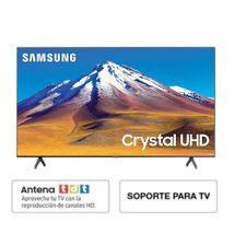 Televisor Samsung 55 pulgadas Crystal UHD 4K Smart TU 6900